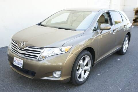 2009 Toyota Venza for sale at Sports Plus Motor Group LLC in Sunnyvale CA