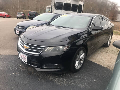 2014 Chevrolet Impala for sale at PIONEER USED AUTOS & RV SALES in Lavalette WV