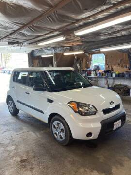 2011 Kia Soul for sale at Lavictoire Auto Sales in West Rutland VT