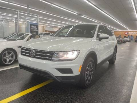 2020 Volkswagen Tiguan for sale at Dixie Motors in Fairfield OH