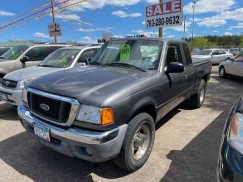 2005 Ford Ranger for sale at Affordable 4 All Auto Sales in Elk River MN