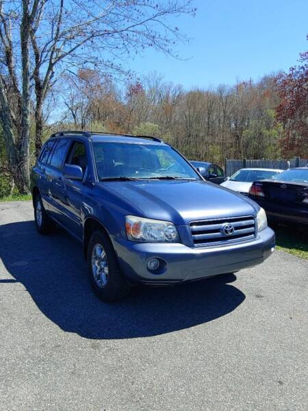 2006 Toyota Highlander for sale at Best Choice Auto Market in Swansea MA