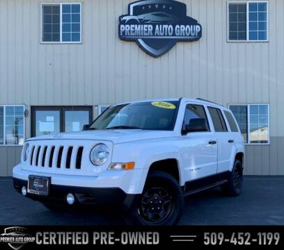 2016 Jeep Patriot for sale at Premier Auto Group in Union Gap WA