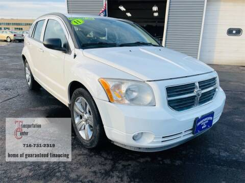 2011 Dodge Caliber for sale at Transportation Center Of Western New York in Niagara Falls NY