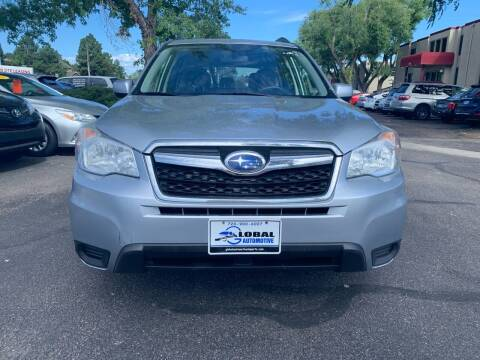 2015 Subaru Forester for sale at Global Automotive Imports of Denver in Denver CO