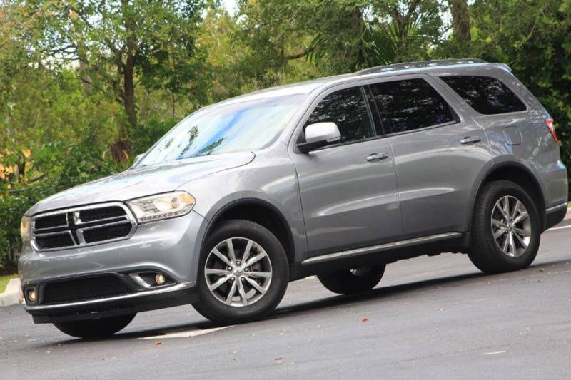 2014 Dodge Durango for sale at Gtr Motors in Fort Lauderdale FL