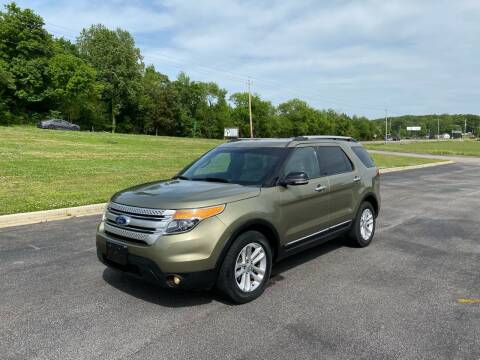 2012 Ford Explorer for sale at Tennessee Valley Wholesale Autos LLC in Huntsville AL