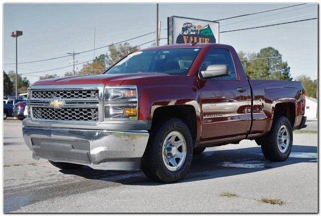 2014 Chevrolet Silverado 1500 for sale at WHITE MOTORS INC in Roanoke Rapids NC