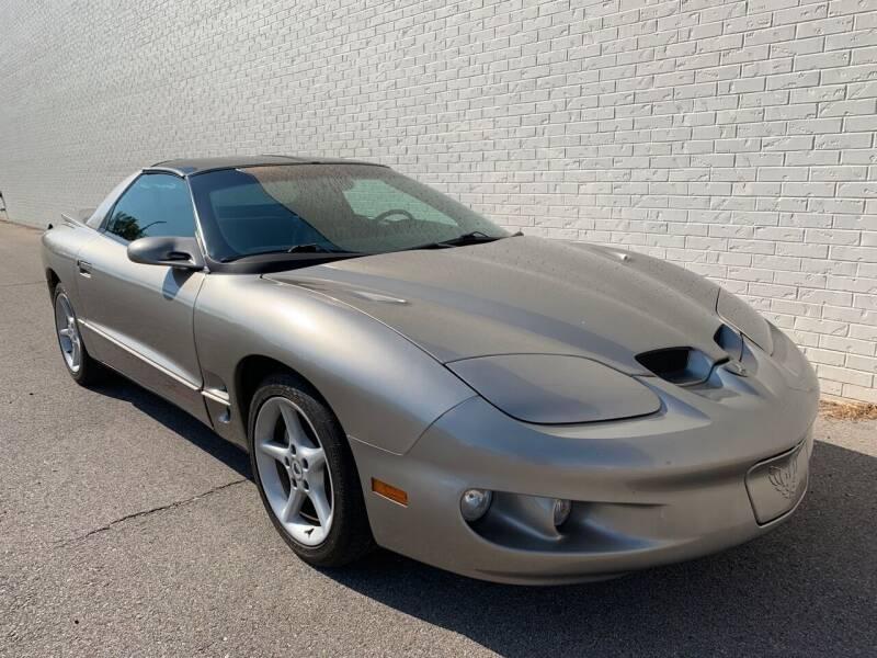2002 Pontiac Firebird for sale at Best Value Auto Sales in Hutchinson KS