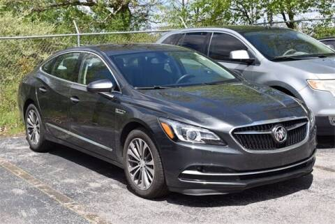 2017 Buick LaCrosse for sale at BOB ROHRMAN FORT WAYNE TOYOTA in Fort Wayne IN