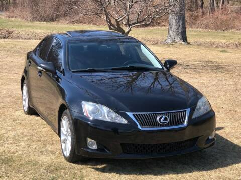 2009 Lexus IS 250 for sale at Choice Motor Car in Plainville CT