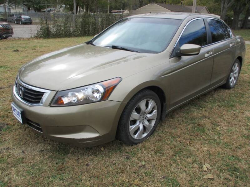 2009 Honda Accord for sale at Dons Carz in Topeka KS
