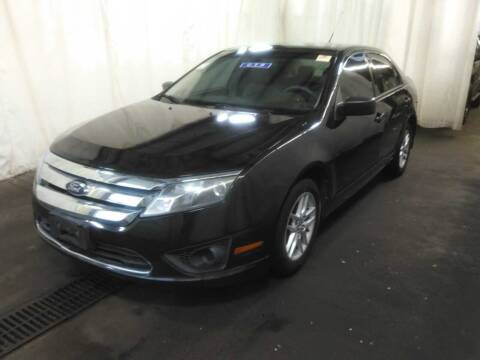 2010 Ford Fusion for sale at Government Fleet Sales in Kansas City MO