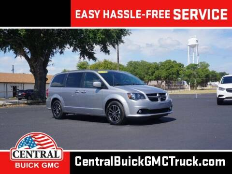 2018 Dodge Grand Caravan for sale at Central Buick GMC in Winter Haven FL