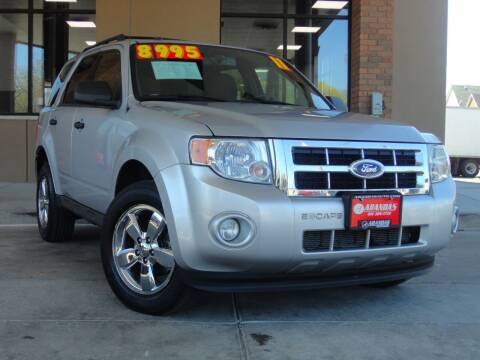 2011 Ford Escape for sale at Arandas Auto Sales in Milwaukee WI
