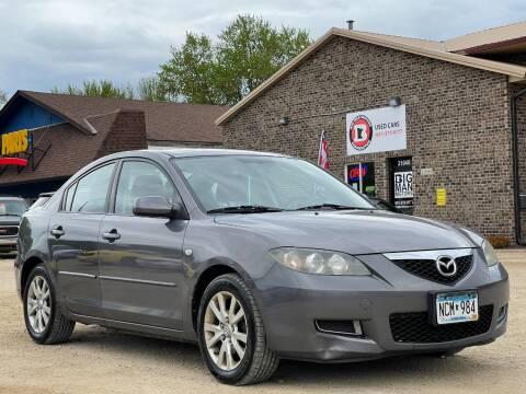 2007 Mazda MAZDA3 for sale at Big Man Motors in Farmington MN
