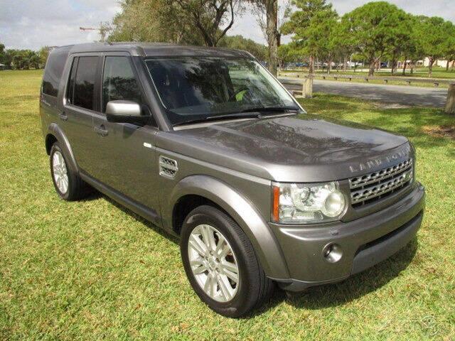 2010 Land Rover LR4 for sale in Fort Lauderdale, FL