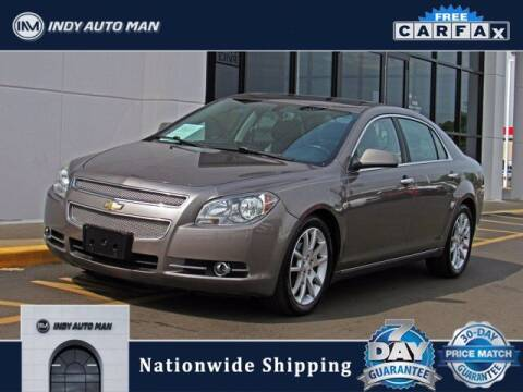 2012 Chevrolet Malibu for sale at INDY AUTO MAN in Indianapolis IN