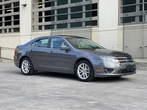 2012 Ford Fusion for sale at LANCASTER AUTO GROUP in Portland OR