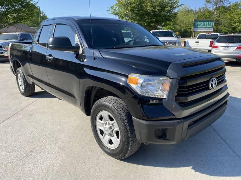 2014 Toyota Tundra for sale at Auto Class in Alabaster AL