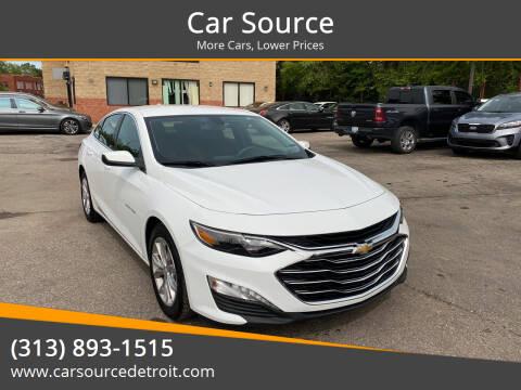 2019 Chevrolet Malibu for sale at Car Source in Detroit MI