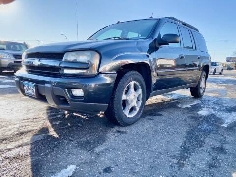 2005 Chevrolet TrailBlazer EXT for sale at Auto Tech Car Sales and Leasing in Saint Paul MN