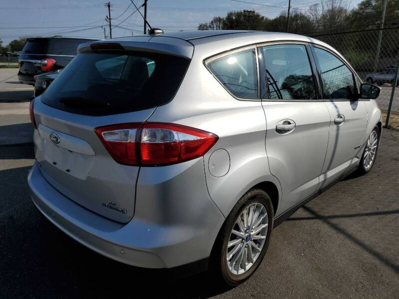 2013 Ford C-MAX Hybrid for sale at THE TRAIN AUTO SALES & LEASING in Mauldin SC