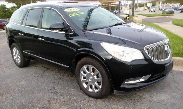 2013 Buick Enclave for sale at Jim Clark Auto World in Topeka KS