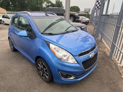 2013 Chevrolet Spark for sale at Car Depot in Detroit MI