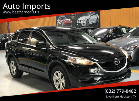 2012 Mazda CX-9 for sale at Auto Imports in Houston TX