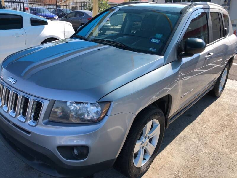 2016 Jeep Compass for sale at Gold Star Motors Inc. in San Antonio TX
