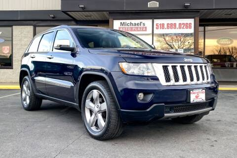 2012 Jeep Grand Cherokee for sale at Michaels Auto Plaza in East Greenbush NY