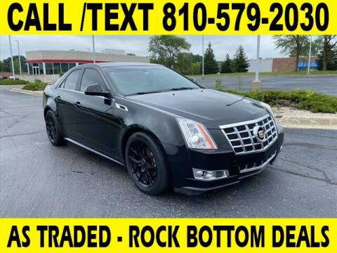 2013 Cadillac CTS for sale at LASCO FORD in Fenton MI