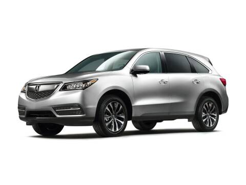 2014 Acura MDX for sale at EDMOND CHEVROLET BUICK GMC in Bradford PA