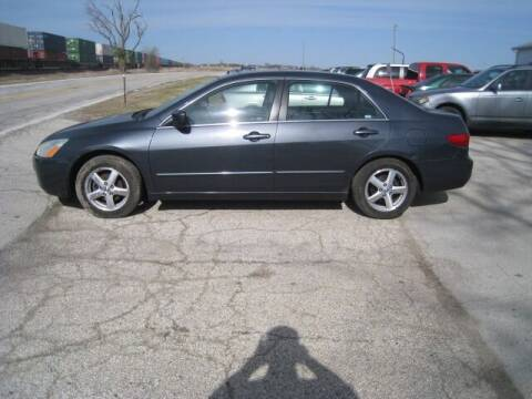 2005 Honda Accord for sale at BEST CAR MARKET INC in Mc Lean IL