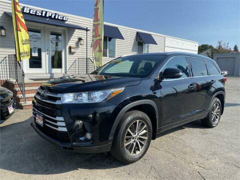 2017 Toyota Highlander for sale at Best Price Auto Sales in Methuen MA