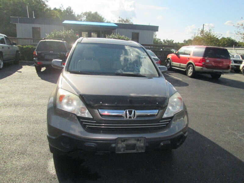 2009 Honda CR-V for sale at Olde Mill Motors in Angier NC