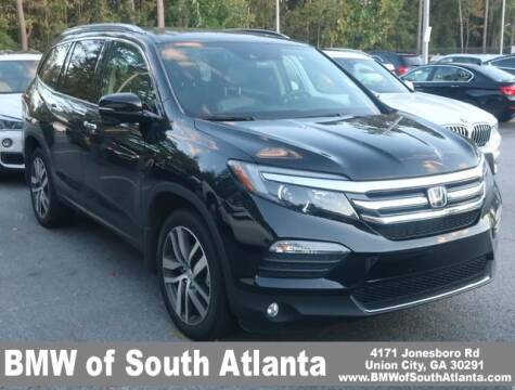 2018 Honda Pilot for sale at Carol Benner @ BMW of South Atlanta in Union City GA