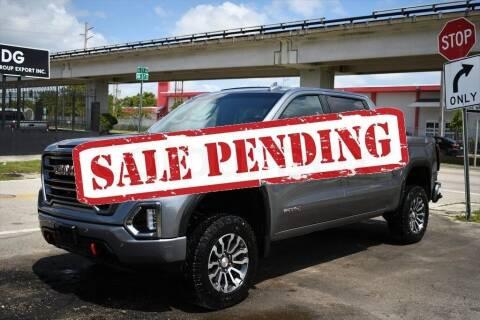 2019 GMC Sierra 1500 for sale at STS Automotive - Miami, FL in Miami FL