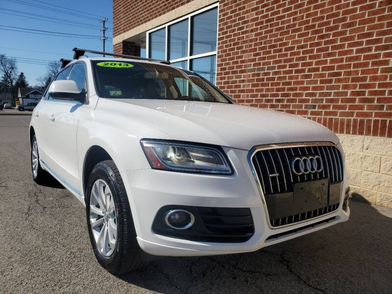 2013 Audi Q5 for sale at Auto Pros in Youngstown OH