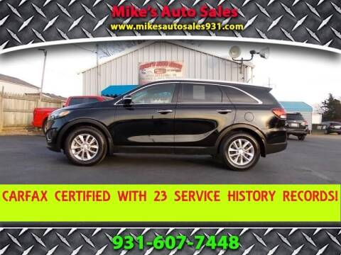 2016 Kia Sorento for sale at Mike's Auto Sales in Shelbyville TN