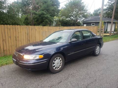 1998 Buick Century for sale at REM Motors in Columbus OH