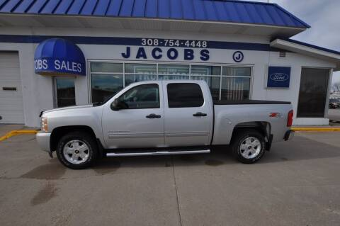 2011 Chevrolet Silverado 1500 for sale at Jacobs Ford in Saint Paul NE
