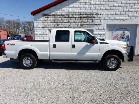 2015 Ford F-250 Super Duty for sale at MIKE'S CYCLE & AUTO in Connersville IN