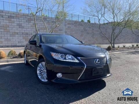 2014 Lexus ES 350 for sale at MyAutoJack.com @ Auto House in Tempe AZ