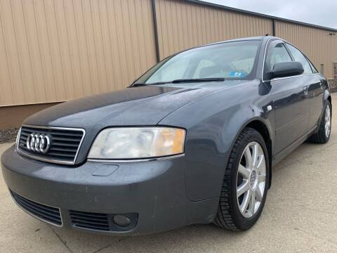 2004 Audi A6 for sale at Prime Auto Sales in Uniontown OH