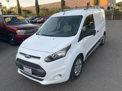 2015 Ford Transit Connect Cargo for sale at C. H. Auto Sales in Citrus Heights CA