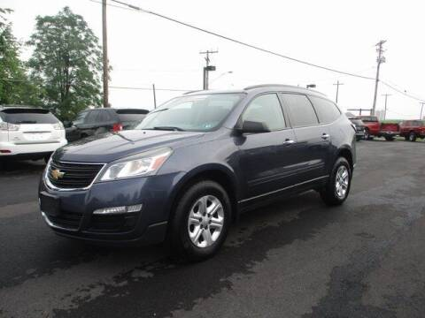 2014 Chevrolet Traverse for sale at FINAL DRIVE AUTO SALES INC in Shippensburg PA