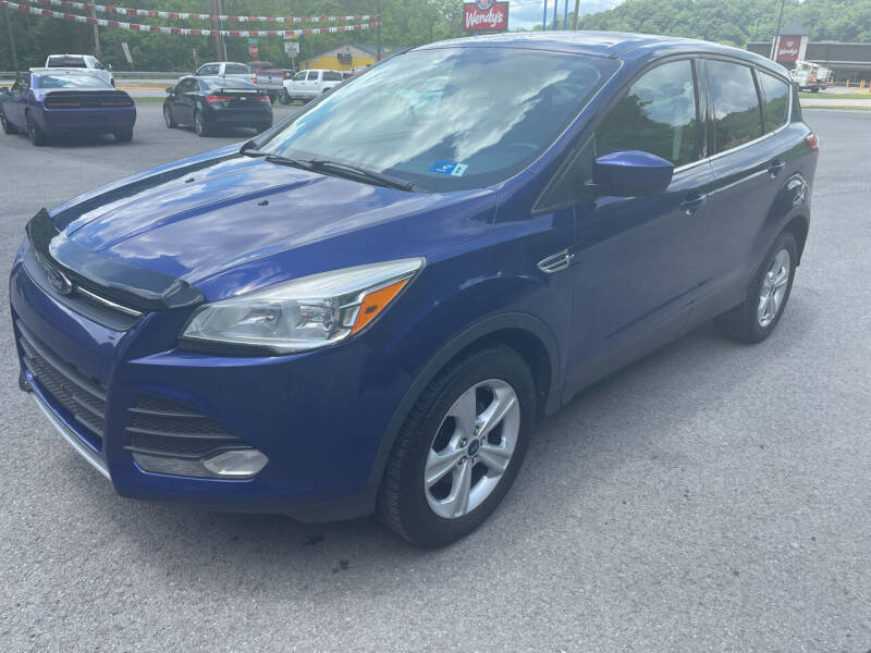 2014 Ford Escape for sale at Turner's Inc in Weston WV
