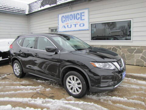 2017 Nissan Rogue for sale at Choice Auto in Carroll IA